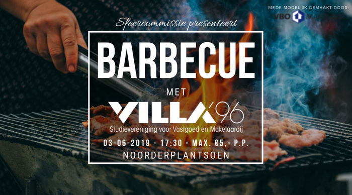 Sfeeractiviteit - Barbecue