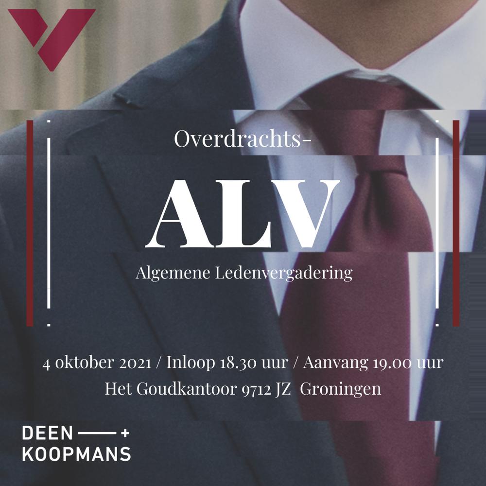 Overdrachts-ALV