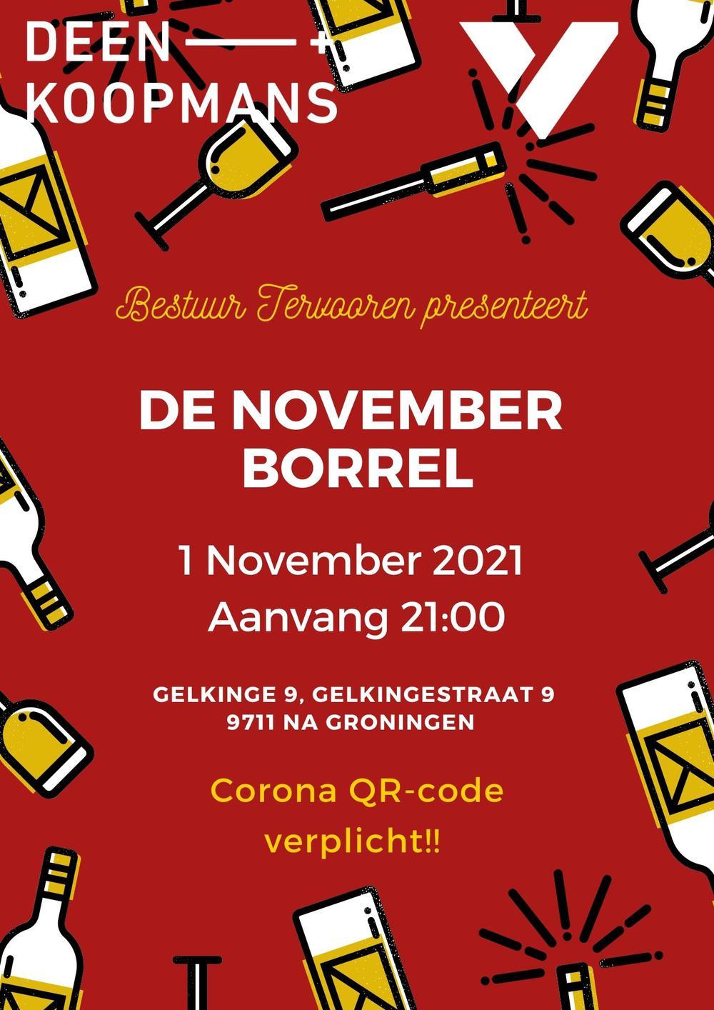 November Borrel